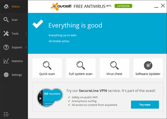 avast free antivirus 2014 9.0 download